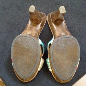Xhilaration Shoes - SOLD SOLD  Xhilaration heels sz9.5  militia color