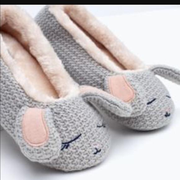 Zara Shoes   Zara Bunny Kids Slippers