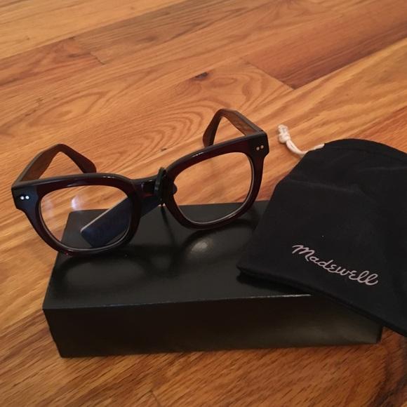 d830c01e02 Madewell headliner glasses