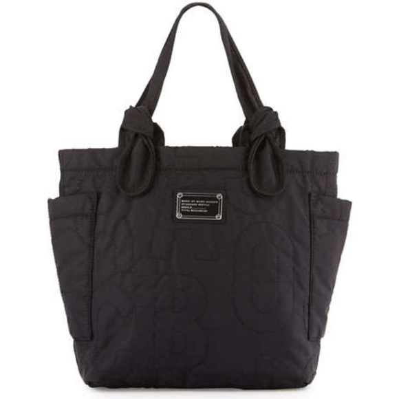 ae589b8e86e09 Marc by Marc Jacobs Quilted Nylon Tote Bag. M 5710fbb47fab3a94e40149e8