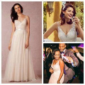 BHLDN Persiphone Destination Wedding Dress