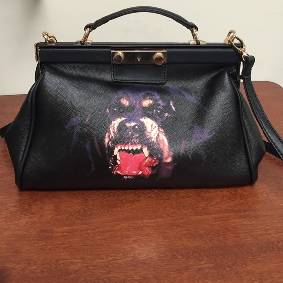 571bc443e414 Handbags - Givenchy Inspired Rottweiler Bag