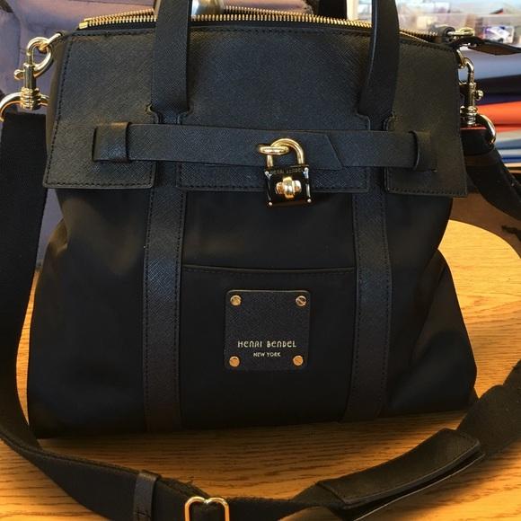 Image result for Henri Bendel Jetsetter Convertible Backpack
