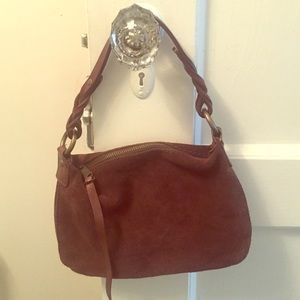GAP leather shoulder bag