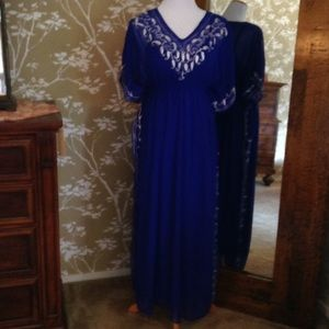 SALE Long Caftan Dress