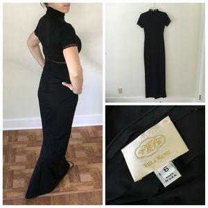 Vera Wang Dresses & Skirts - Vera Wang Black Gown Dress