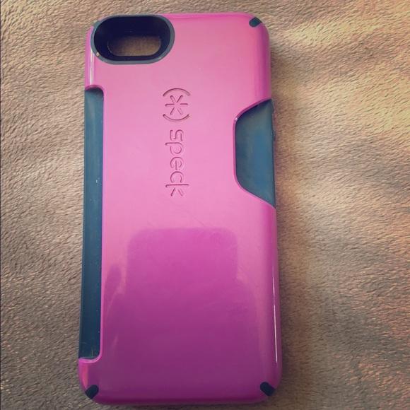 super popular e0f6e 4b423 Speck Smartflex Card case for iPhone 5S