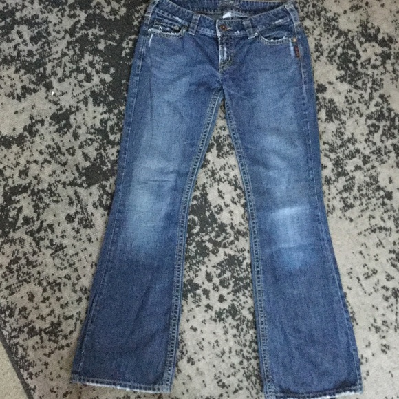 Silver Jeans - Final Price Silver Blaze Jeans Size 30 from ...