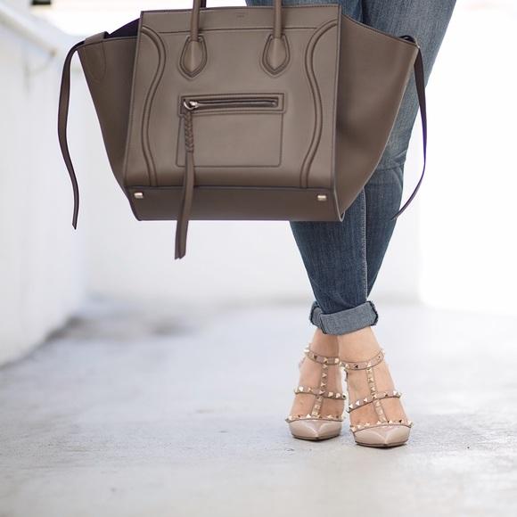 31c5f3ea528c Celine Handbags - Celine Medium Luggage Phantom Handbag