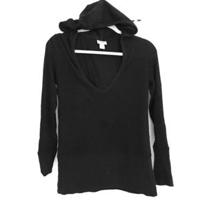 Mossimo black hoodie