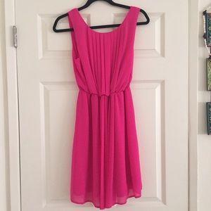 Dresses & Skirts - Pink cocktail dress