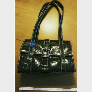 Crazy Horse Handbags - 🎉🎇Crazy Horse FAUX Croc Baby Bag
