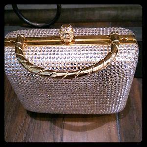 Handbags - 🎉4XHP🎉STUNNING SWAROVSKI PURSE