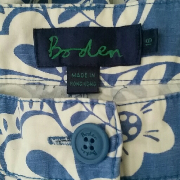 bracks cargo shorts how to put on new button