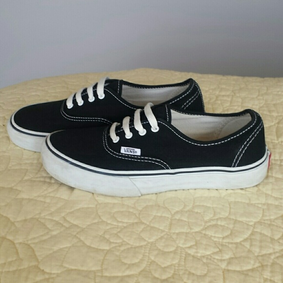 vans shoes womens size 4