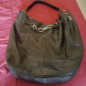 Authentic large Tory Burch bag