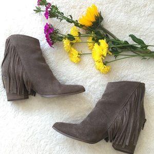 Steve Madden Shoes - {steve madden} festival fringe booties
