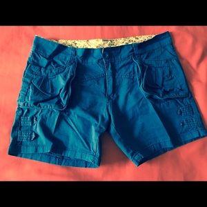 "Sara Pants - Sara Shorts low waist 32"""