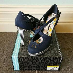 Harajuku Lovers Shoes - Adorable Harajuku Lovers Heels NWBox
