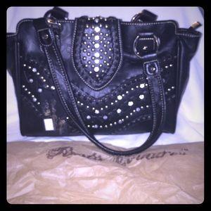 Rustic Couture black handbag