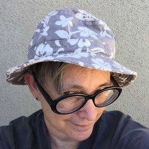 Cute Hawaiian Print Hat