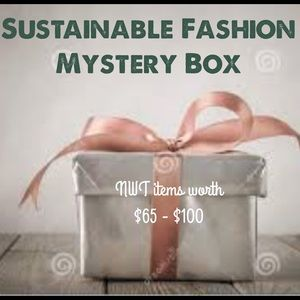 Accessories - Sustainable Fashion Mystery Box Worth Up to $100!!
