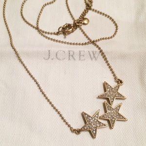 J. Crew Jewelry - J.Crew Star Necklace
