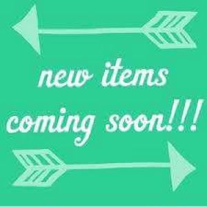 Other - New Items Coming.. Stay tuned!
