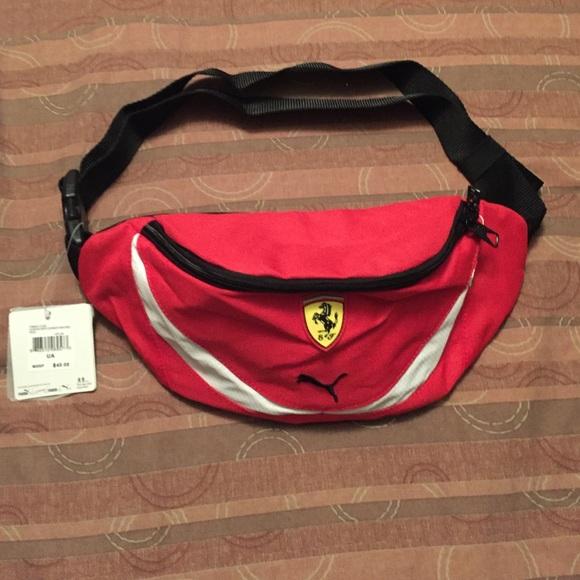 5e1f600d61 Puma Bags | Ferrari Collab Fanny Pack | Poshmark