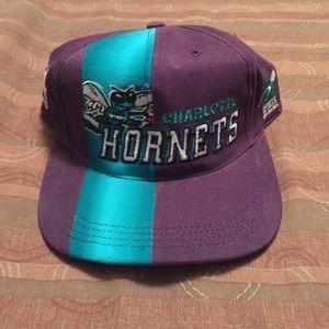 Vintage NBA Charlotte Hornets snapback