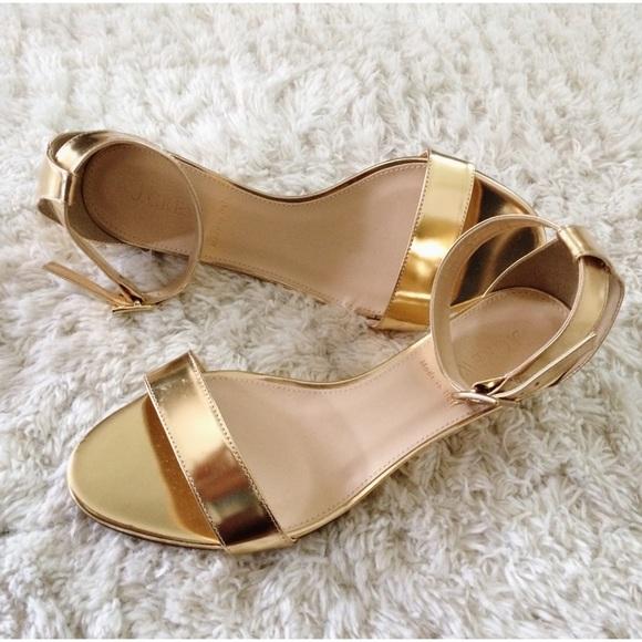 e6dbe36ca013 J. Crew Shoes - ⚡️SALE⚡ J. Crew Lillian Mirror Metallic Low
