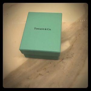 Tiffany jewelry box - standard size