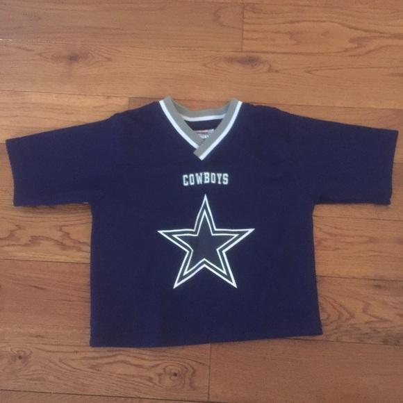 2da4bc31a 2T kids NFL touchdown club Dallas Cowboys jersey. M 571268d213302ac41a036484