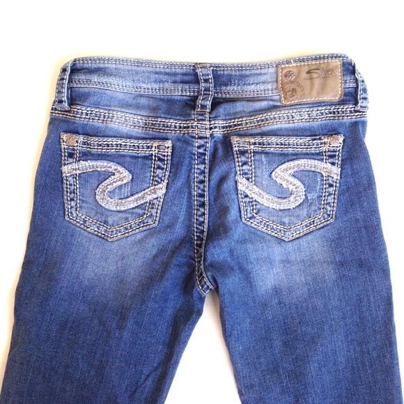 64% off Silver Jeans Denim - Silver Jeans Lola Bootcut Sz 26/33