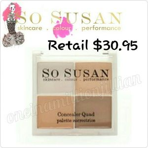 So Susan  Other - So Susan Conceal Cover & Contour Quad