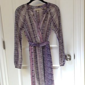 Presley Skye Dresses & Skirts - NEW Listing! Purple Print Dress