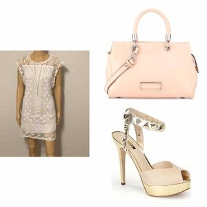 Boutique Dresses & Skirts - Lace Boho dress