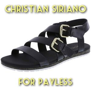 Christian Siriano Shoes - Christian Siriano for Payless Tristan Sandals