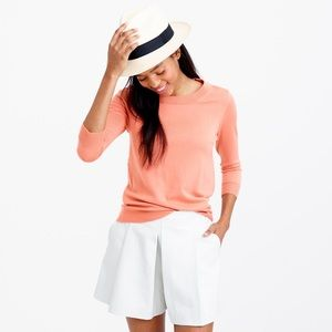 J. Crew Merino Wool Tippi Sweater