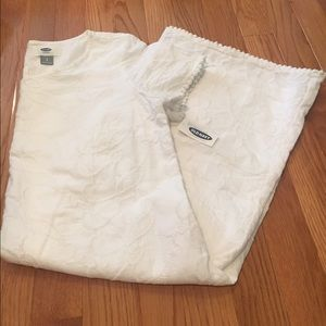 Old Navy white shift dress, NWT, size small