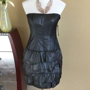 Robert Rodriguez Dresses & Skirts - Robert Rodriguez BRAND NEW gunmetal dress