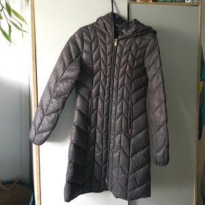 Via Spiga packable down coat