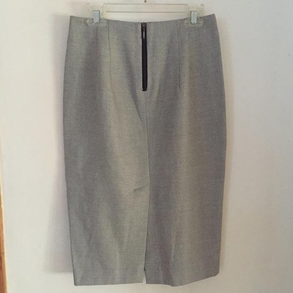 78 zara dresses skirts zara light grey suit