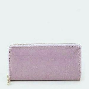 Pink checkbook wallet NWT