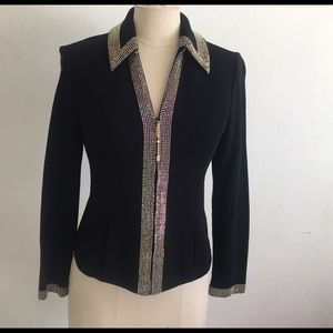 St. John evening jacket (nwot)
