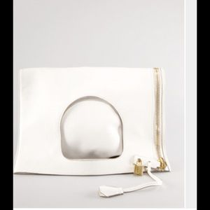 Tom Ford Alix shoulder bag chalk medium 02189cf37d4df