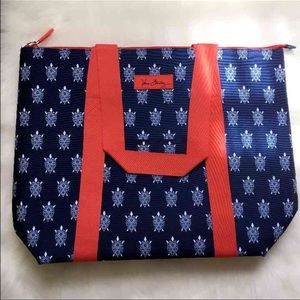 Vera Bradley Handbags - NWT Turtles Cooler Tote