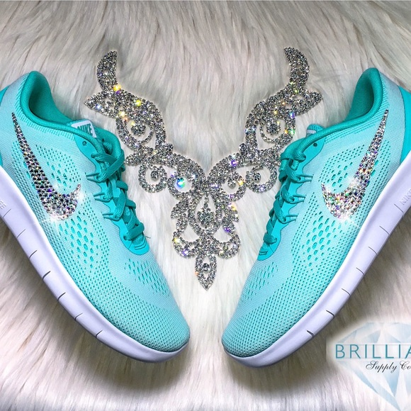 Tiffany And Co Nike Shoes Swarovski