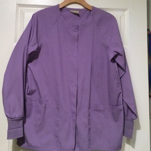 Jackets & Blazers - Beautiful nurse uniform scrub jacket.