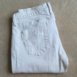 James Jeans Denim - James Jeans white jeans
